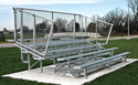 Click here for more National Series Bleachers by National Recreation Systems by Worthington