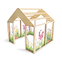 Click here for more Nature View Play Greenhouse by Whitney Brothers by Worthington