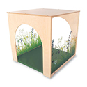 Click here for more Nature View Playhouse Cube by Whitney Brothers by Worthington