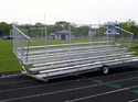 Click here for more Transportable Bleachers by National Recreation Systems by Worthington