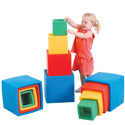 Click here for more Nest 'n Stack Blocks by the Children's Factory by Worthington