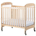 Click here for more Next Gen Serenity Fixed Side Compact Cribs by Foundations by Worthington