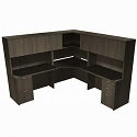 Click here for more Nexus Series Corner Desk Suite by OFD Office Furniture by Worthington