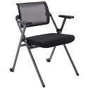 Click here for more Deluxe Folding Nesting Chair with Mesh Back by OFD Office Furniture by Worthington