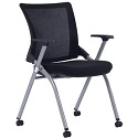 Click here for more Deluxe Folding Nesting Chair with Full Mesh Back by OFD Office Furniture by Worthington