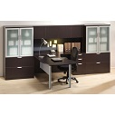 Click here for more OS Laminate Vector Desk Suite by OfficeSource by Worthington