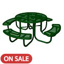 Click here for more Chow Hound Picnic Table by UltraPlay by Worthington