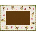 Click here for more Cushy Counting Monkeys Carpet by Flagship Carpets by Worthington
