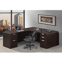 Click here for more Classic Series PL29 L-Shaped Desk by NDI Office Furniture by Worthington