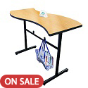 Click here for more Swerve Cafe Tables by Amtab by Worthington