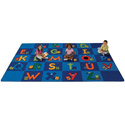 Click here for more Reading Letters Library Rug by Carpets for Kids by Worthington