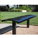 Click here for more Richmond Steel Outdoor Bench by UltraPlay by Worthington