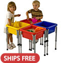 Click here for more Sensory and Sand Tables by Worthington