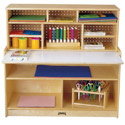 Click here for more Script-n-Skills Station by Jonti-Craft by Worthington