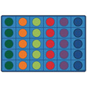 Click here for more Seating Circles Rug by Carpets for Kids by Worthington