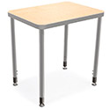 Click here for more Rectangle Snap Desk by Mooreco by Worthington
