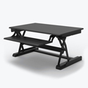 Click here for more Level Up Premier Standing Desk Converters by Luxor by Worthington