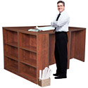 Click here for more Legacy Standing Height Workstations by Regency by Worthington