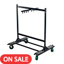 Click here for more Portable Stage and Riser Caddy by Amtab by Worthington