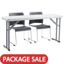 Click here for more Training Tables & Seminar Tables on Sale by Worthington