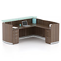 Click here for more Reception Desks by Worthington