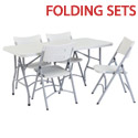 Click here for more Folding Table & Chair Packages by Worthington
