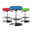 Click here for more Adjustable Swivel Stool by Marco Group by Worthington