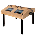Click here for more Technology Tablet Tables by Angeles by Worthington