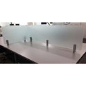 Click here for more Translucent Acrylic Safety Screens by OFD Office Furniture by Worthington