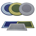 Click here for more Two-Tone Area Rug by ECR4Kids by Worthington