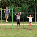 Click here for more Joint Use Pull-Up Bar Station by UltraPlay by Worthington