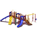 Click here for more Slide Mountain Playground in Playful Colors by UltraPlay by Worthington