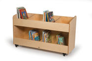 Click here for more Eight-Section Book Organizer by Whitney Brothers by Worthington