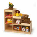 Click here for more Pyramid Storage Shelf by Whitney Brothers by Worthington