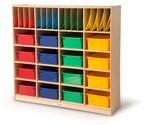 Click here for more Communication & Storage Center by Whitney Brothers by Worthington
