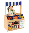 Click here for more Preschool Market Stand by Whitney Brothers by Worthington