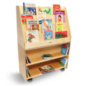 Click here for more Deluxe Mobile Book Library by Whitney Brothers by Worthington
