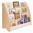 Click here for more NewWave Melamine Book Display by Whitney Brothers by Worthington
