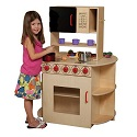 Click here for more All-In-One Kitchen Center by Wood Designs by Worthington