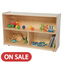 Click here for more Versatile Shelf Storage Units by Wood Designs by Worthington
