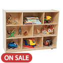 Click here for more Mobile Single Storage Units by Wood Designs by Worthington