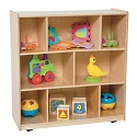 Click here for more Center Storage Unit by Wood Designs by Worthington
