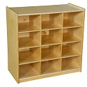 Click here for more 12 Cubby Storage Units by Wood Designs by Worthington