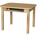 Click here for more Student Desks w/ Hardwood Legs by Wood Designs by Worthington