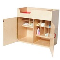 Click here for more Deluxe Infant Care Center by Wood Designs by Worthington