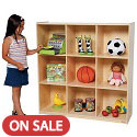 Click here for more Big Cubby Storage by Wood Designs by Worthington
