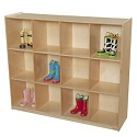 Click here for more Backpack Storage Cubby by Wood Designs by Worthington