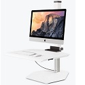 Click here for more Winston Single VESA Apple iMac Sit-Stand Workstation by Innovative by Worthington