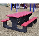 Click here for more Youth Outdoor Picnic Table by Jayhawk Plastics by Worthington