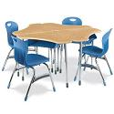 Click here for more ZBOOM Modular Desk by Virco by Worthington